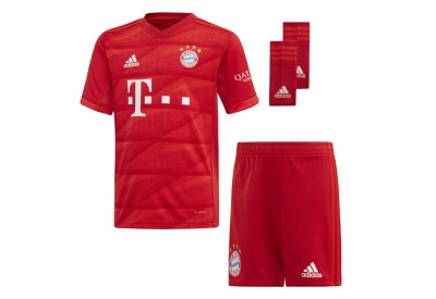 a3848816e7372 Dětský komplet adidas FC Bayern Mnichov domácí 2019/2020