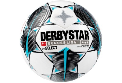 Fotbalový míč DERBYSTAR Bundesliga Brillant APS Official Match Ball