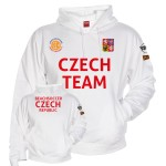 Mikina Czech Team Beach Soccer