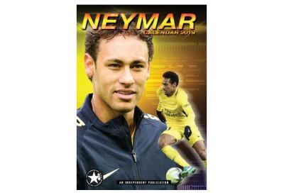 b9d8bbe413baa Nástěnný kalendář Neymar 2019