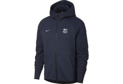 Mikina s kapucí Nike FC Barcelona Tech Fleece 5fb6065d439
